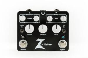 Dr. Z Amplification Z Drive pedal