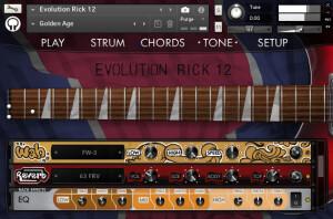 Orange Tree Samples Evolution Rick 12