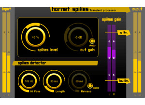 Hornet Plugins Spike