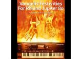 Vangelis' Festivities pour Roland Jupiter 80
