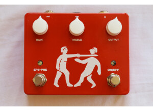 Pirate Guitar Effects Plank Overdrive & Boost