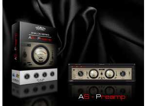 Nomad Factory AS Preamp