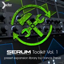 Xfer Records Serum Toolkit Vol. 1