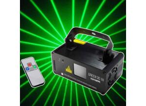 Ghost Laser Green 30 III