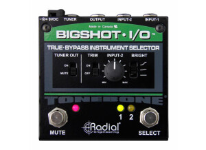 Radial Engineering BigShot i/o V2