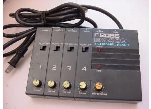 Boss BX-400 4 channel mixer