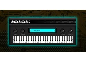 Sample Science Toy Keyboard