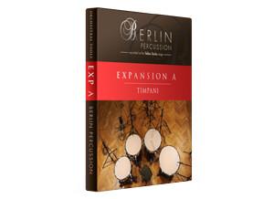 Orchestral Tools Berlin Percussion EXP A Timpani