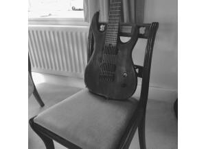 Hufschmid Guitars Blackdroid 7