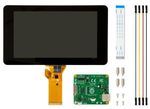 Raspberry Pi Raspberry Pi Touch Display