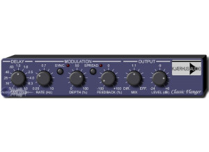 Kjaerhus Audio Classic Flanger [Freeware]