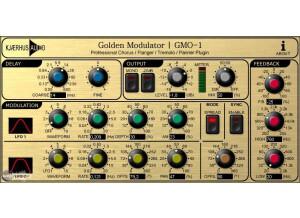 Kjaerhus Audio Golden Modulator   GMO-1