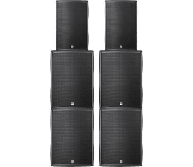 HK Audio PLPACK-115