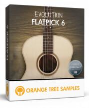 Orange Tree Samples Evolution Flatpick 6