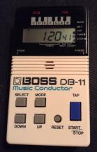 Boss DB-11 Music Conductor