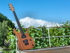Hufschmid Guitars Helldunkel