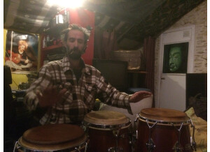 Bauer Percussion requinto 70's