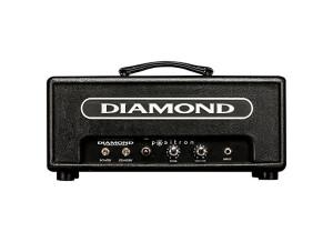 Diamond Amplification Positron