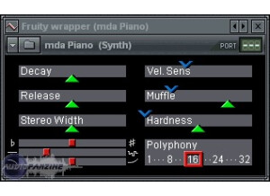 maxim|digital audio Piano [Freeware]