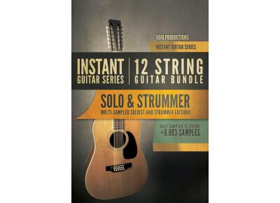 Les banques de sons Instant Guitar Series en promo chez 8Dio