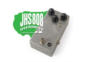 JHS Pedals JHS 808 Overdrive Pedal Kit