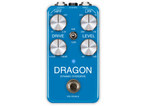 VFE Pedals Dragon dynamic overdrive