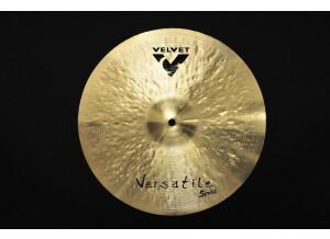 """Velvet Cymbals Versatile Crash Ride 20"""""""