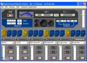 Three Chords HammerHead Rhythm Station [Freeware]