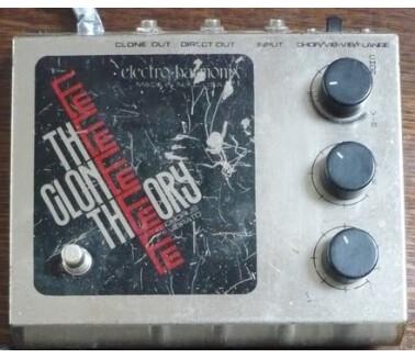 Electro-Harmonix The Clone Theory Mk2