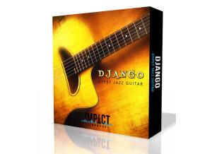 Impact Soundworks Django: Gypsy Jazz Guitar
