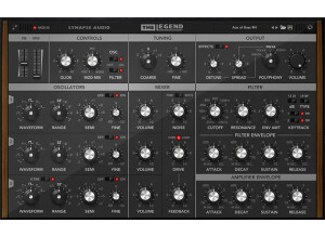 Synapse Audio The Legend Synthesizer
