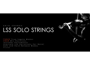 Aria Sounds LSS Solo Strings