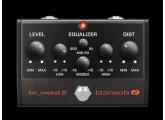 Brainworx bx_metal2 - Simulation effet Guitare - Plugin Alliance - Transfert de licence