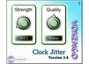 Voxengo Clock Jitter [Freeware]