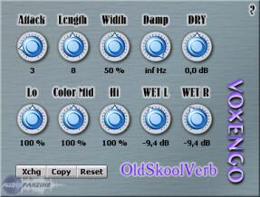 Voxengo OldSkoolVerb [Freeware]