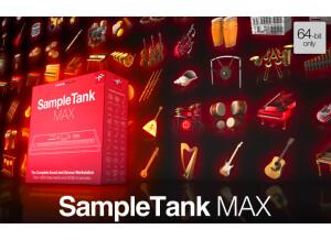IK Multimedia SampleTank MAX