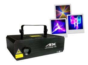 AFX Light LAS1000RGB 5 in 1