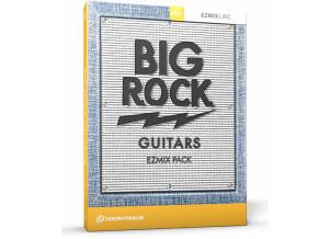 Toontrack Big Rock Guitars EZmix Pack