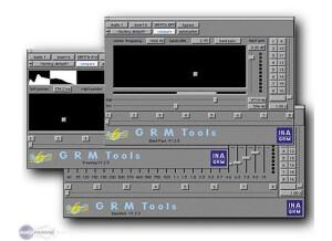 INA-GRM GRM Tools Classic TDM