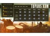Strezov Sampling lance Tupans X3M