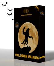 Orange Free Sounds Full Moon Walking