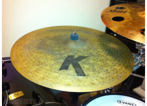 Zildjian K Custom Dry Light Ride 22""