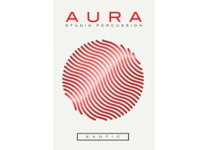 8dio Aura Tonal Exotic Studio Percussion