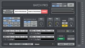 Digital Brain Instruments Batch Pro