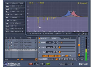 Elemental Audio Systems Eqium