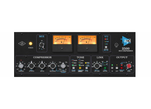 Universal Audio API 2500 Bus Compressor