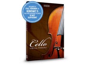 Sonuscore Lyrical Cello Phrases