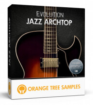 Orange Tree Samples Evolution Jazz Archtop