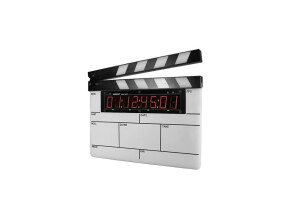Ambient Recording Clap Timecode ACN-LS