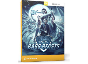 Toontrack Metal Bass Beasts EZmix Pack